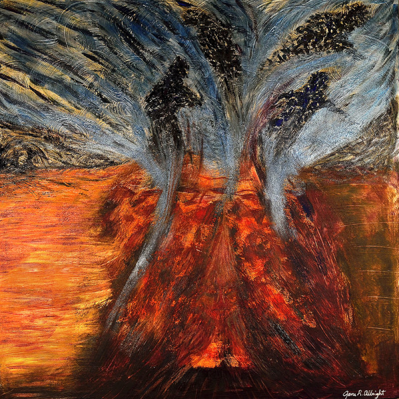 Firewalk by Jane Albright